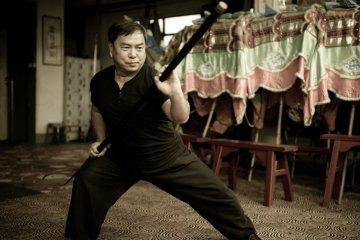 Seminário de Sifu Teddy Lai