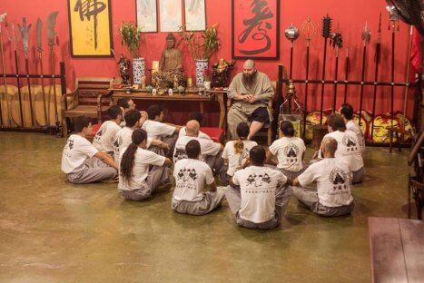 Formação Vida Kung Fu
