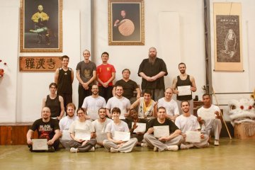 Seminário de Wing Chun