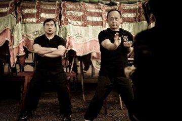 Seminário de Wing Chun Sifu Teddy Lai