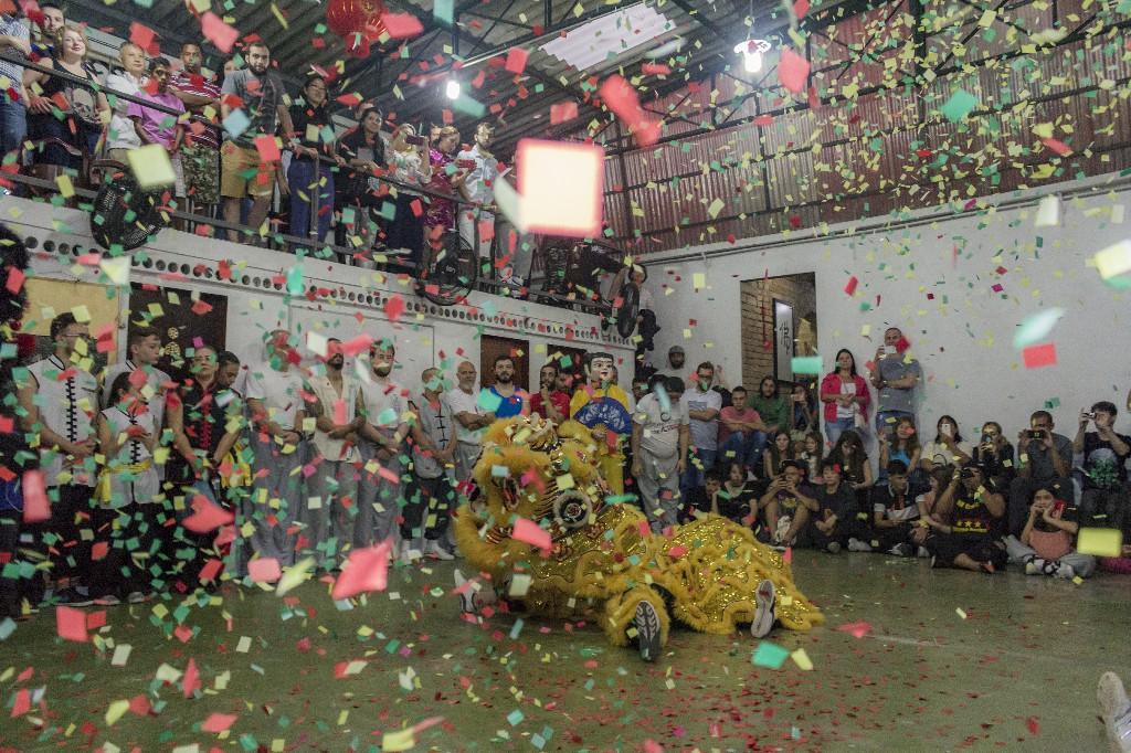 Ano Novo Chinês 2018