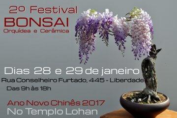 2º Festival de Bonsai Lohan