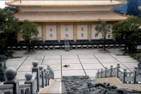 Shaolin em Taiwan