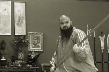 Aulão de Bastão Shaolin