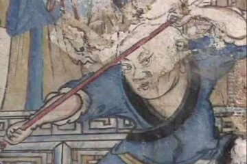 Evidências da Prática Marcial em Shaolin