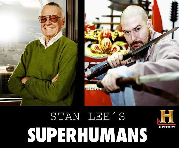 Super Humanos de Stan Lee