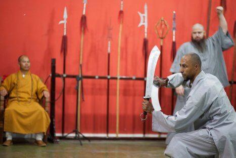 Mentoria Kung Fu