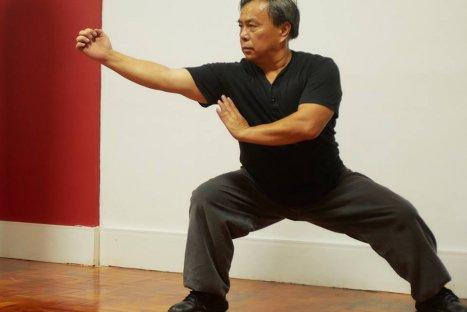 Sifu Teddy Lai