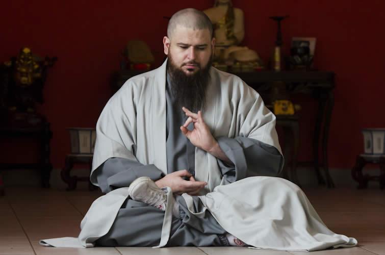 A meditação e o Kung Fu