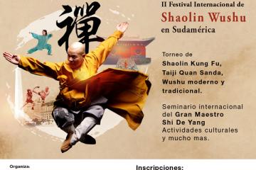 Festival Shaolin 2018