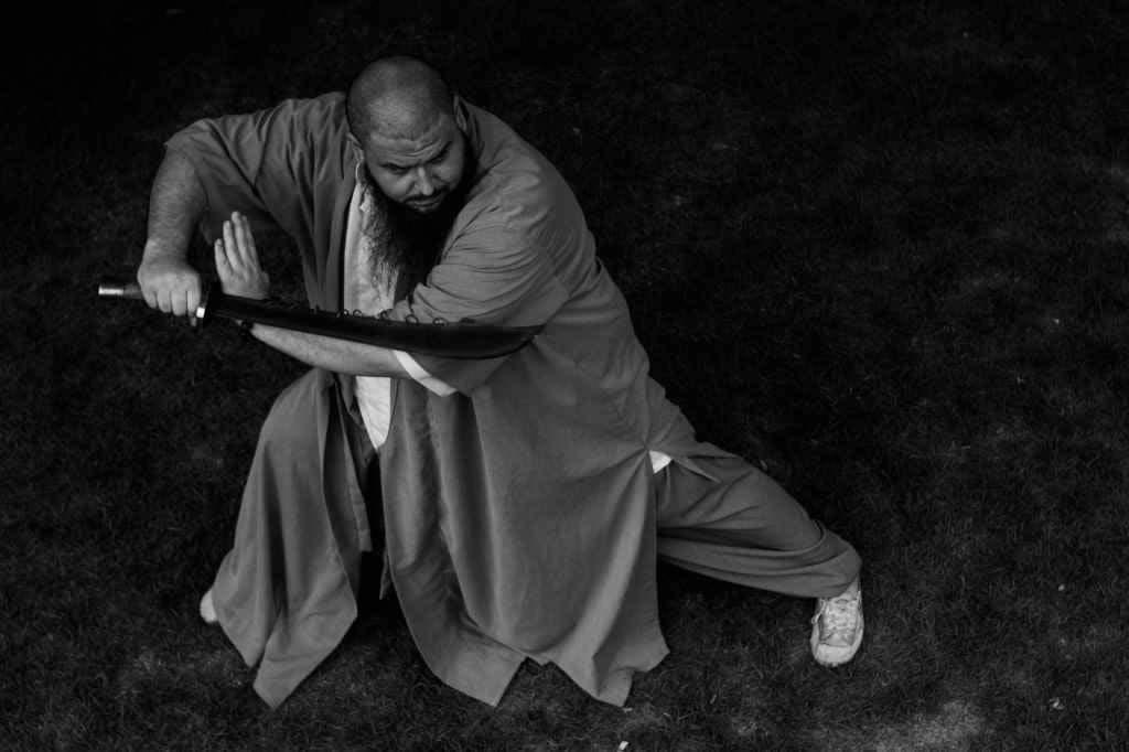 Você pratica Kung Fu?
