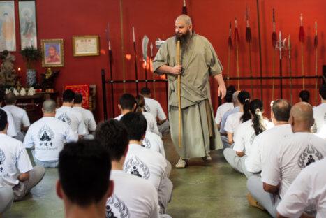 A Prática Budista