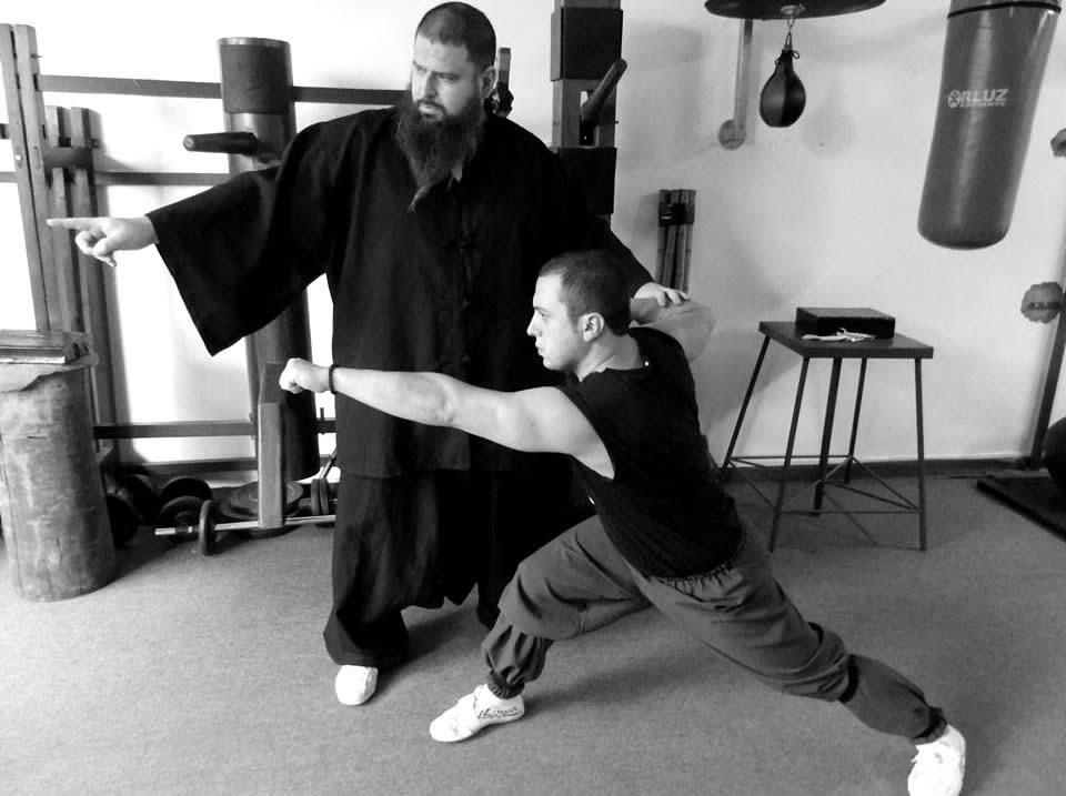 Atualização – Curso de formação Shaolin