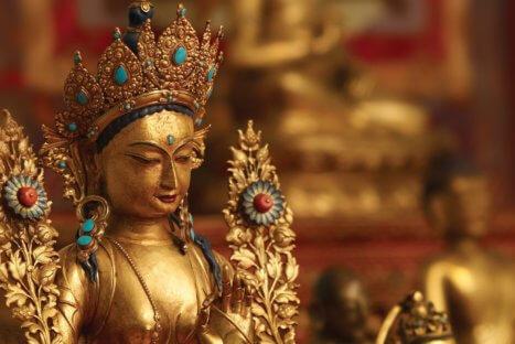 Métodos Budistas de Meditação