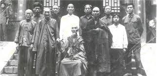 Lista de sucessão de abades Shaolin
