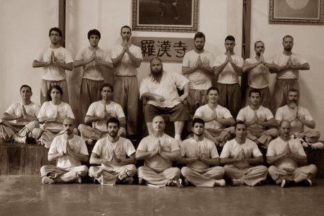 Formação Wing Chun Sifu Teddy Lai 2017